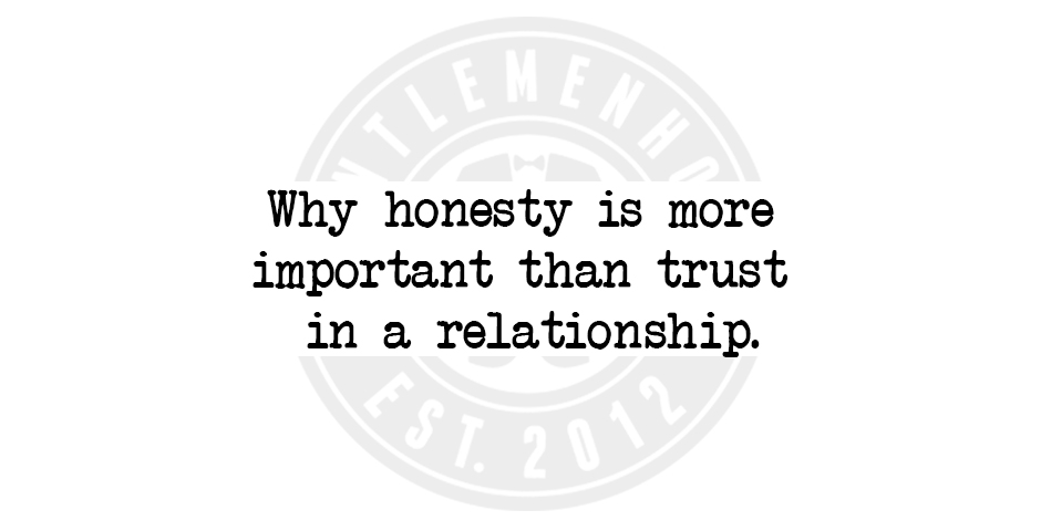 Importance of honesty in marriage